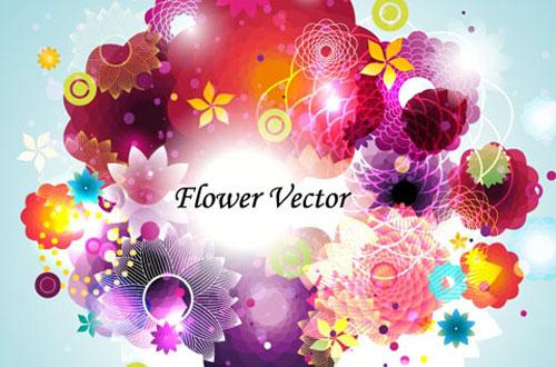 23.flower-vector1