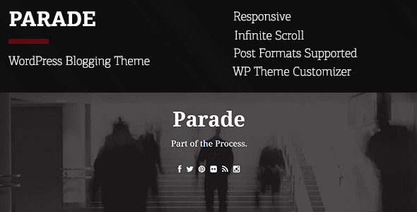 23.wordpress blogging theme