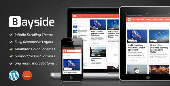 25.Wordpress news themes