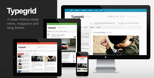 28.Wordpress news themes