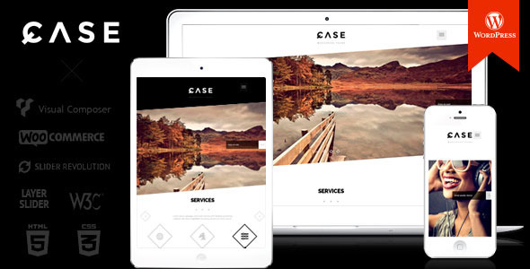 28.one page wordpress theme