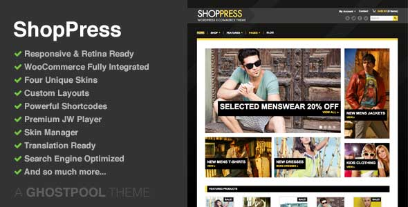 28.shopping wordpress themes