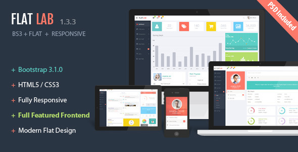 3.admin dashboard template