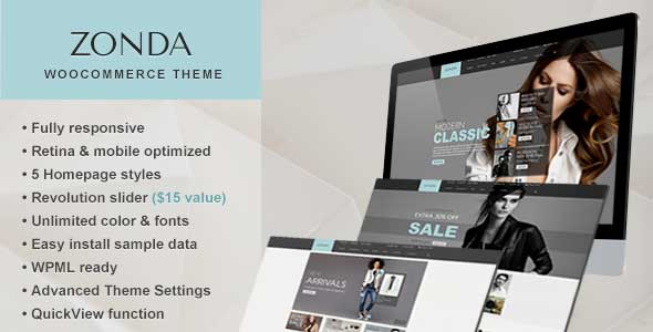 3.shopping wordpress themes