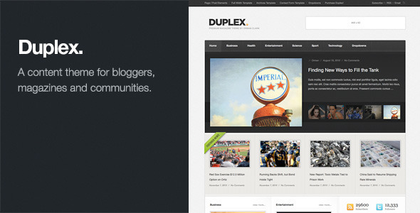 32.Wordpress news themes