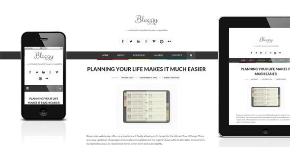 34.wordpress blogging theme