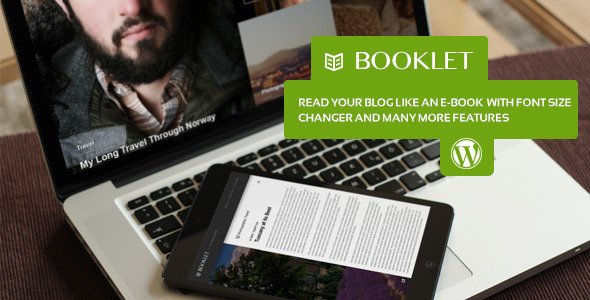 36.wordpress blogging theme