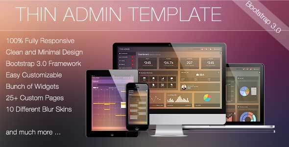 4.admin dashboard template