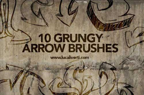 4.arrow-brushes
