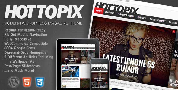 41.Wordpress news themes