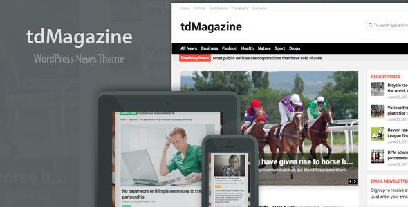 42.Wordpress news themes