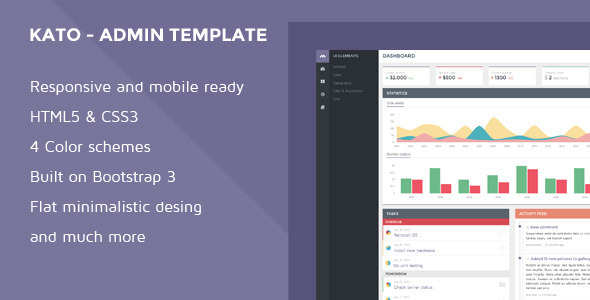 42.admin dashboard template