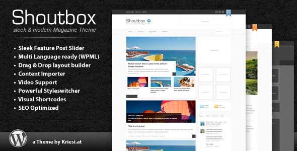 46.Wordpress news themes
