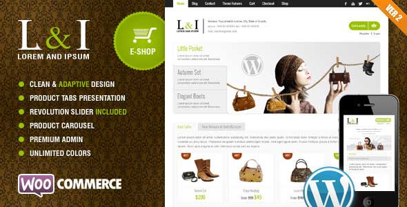 48.shopping wordpress themes