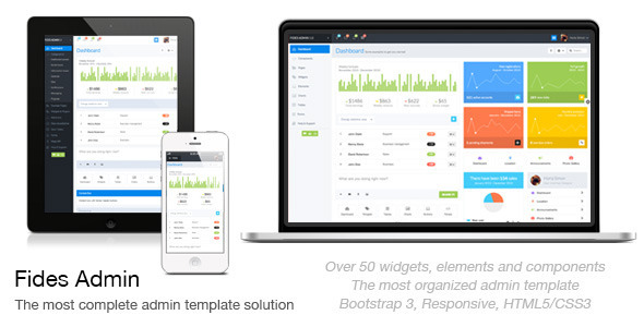 5.admin dashboard template