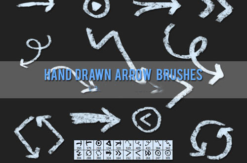 5.arrow-brushes