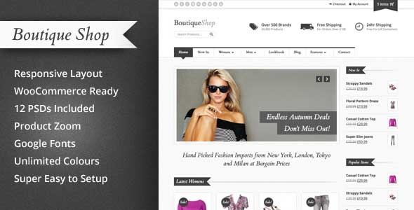 52.shopping wordpress themes
