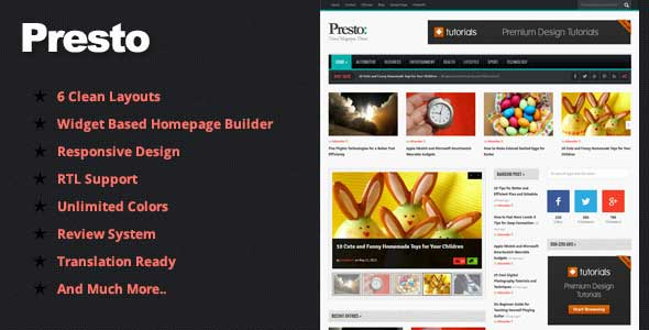 53.Wordpress news themes