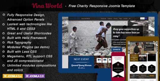 53.free joomla template