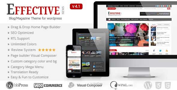 58.Wordpress news themes