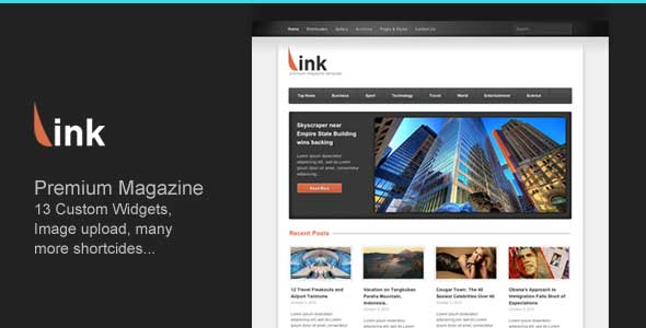 59.Wordpress news themes