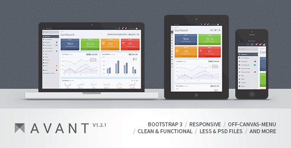 6.admin dashboard template