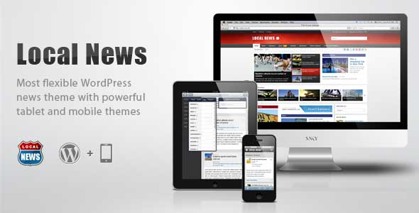 63.Wordpress news themes