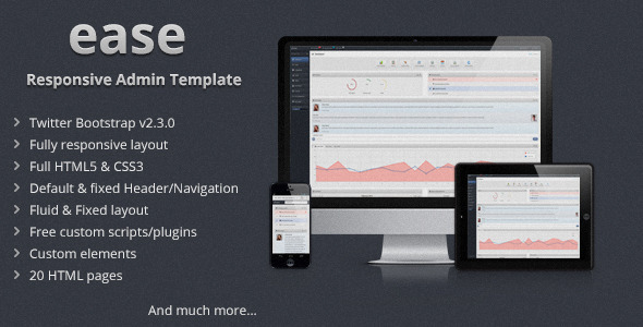 64.admin dashboard template