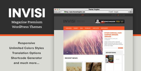 66.Wordpress news themes