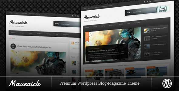 69.Wordpress news themes