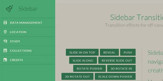 80+ Free CSS3 HTML5 Menu Tutorials [updated] | Pixelbell