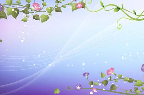 7.flower-vector1