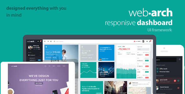 8.admin dashboard template