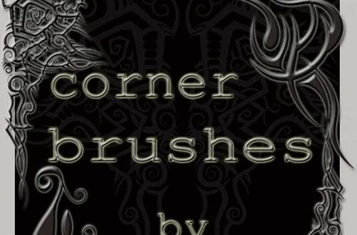 8.photoshop-corner-brushes