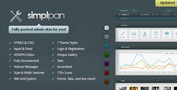 84.admin dashboard template
