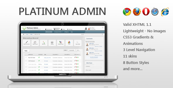 87.admin dashboard template