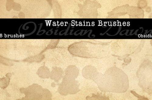 9.photoshop-stain-brushes