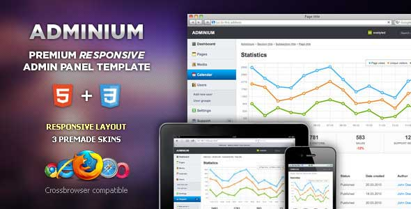 90.admin dashboard template