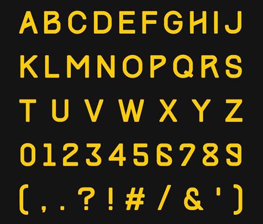 10.free fonts
