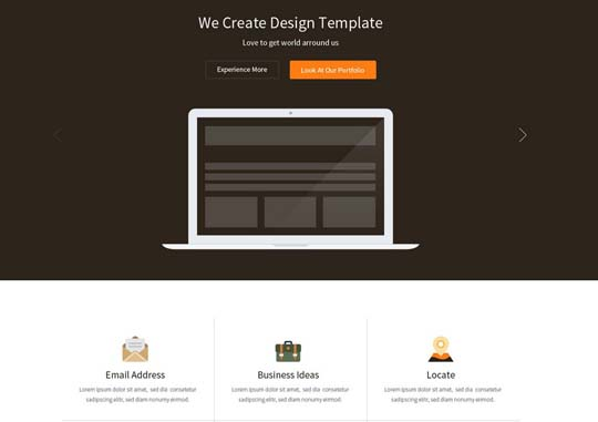 101.free website psd