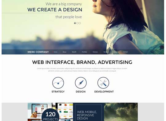 108.free website psd