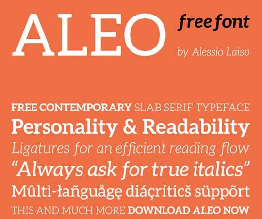 13.free fonts
