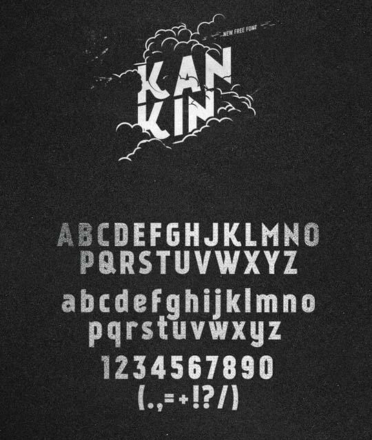 17.free fonts