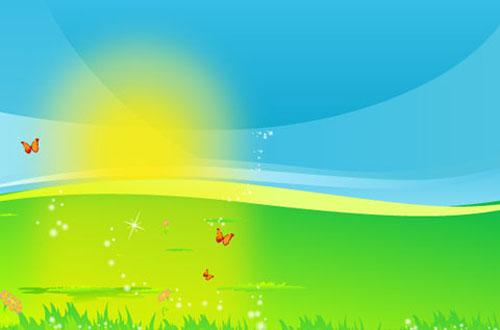 18.free-spring-vectors