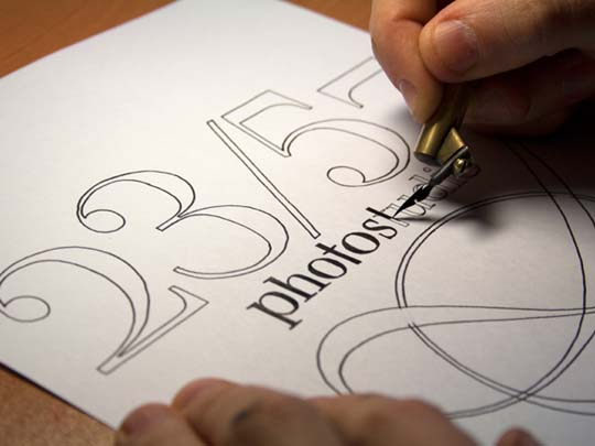 2.Calligraphy and Lettering Sketches