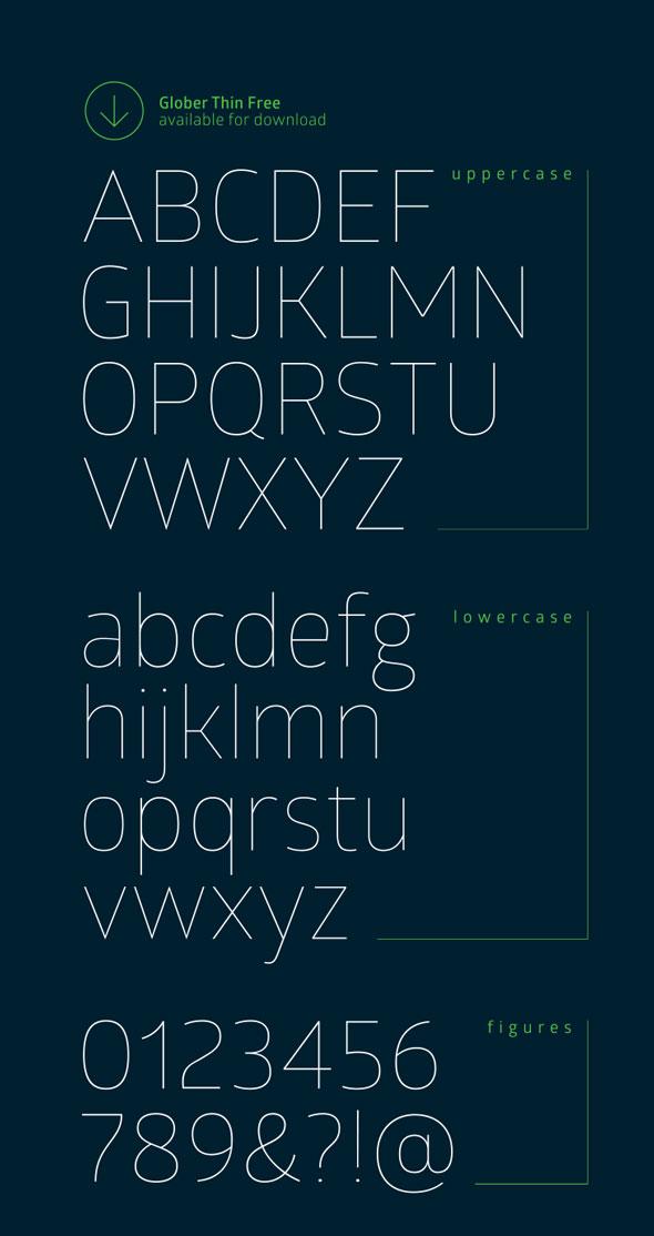 2.free fonts