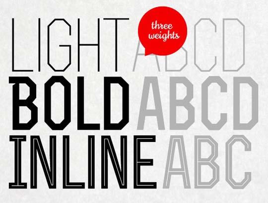 24.free fonts