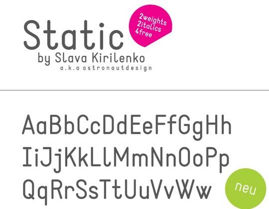 27.free fonts