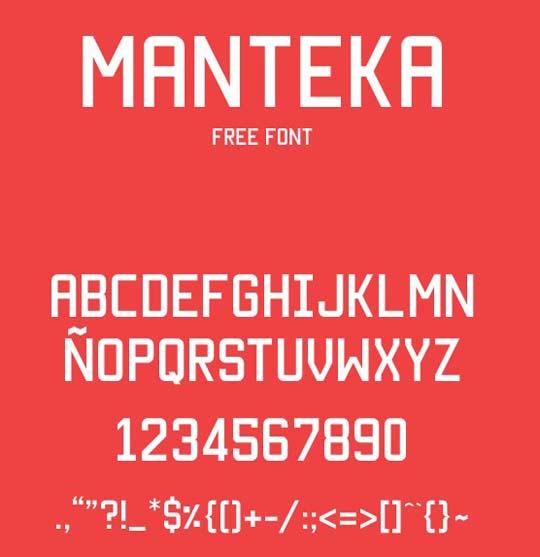 35.free fonts