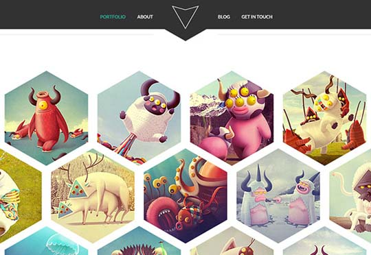 37.free website psd